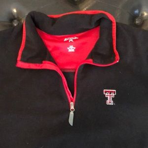 Antigua xxl Texas tech fleece pullover